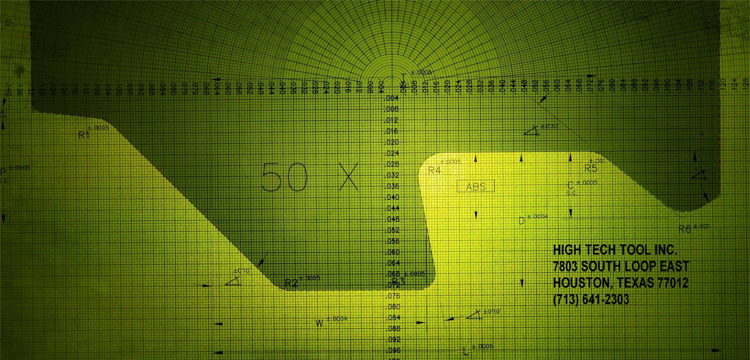 comparator CHART INSERT PROFILE THREAD FORM