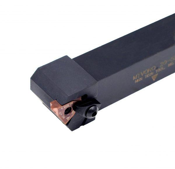 indexable insert holder for tnma carbide insert
